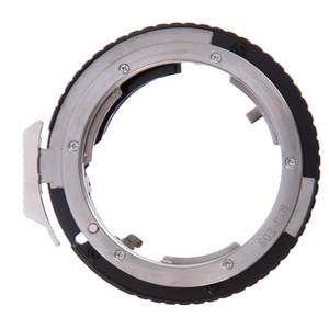 Image 2 - AF Confirm Chip Lens Adapter Ring for Nikon AI G Lens to Canon EOS 5D III II 6D 7D 70D Cameras