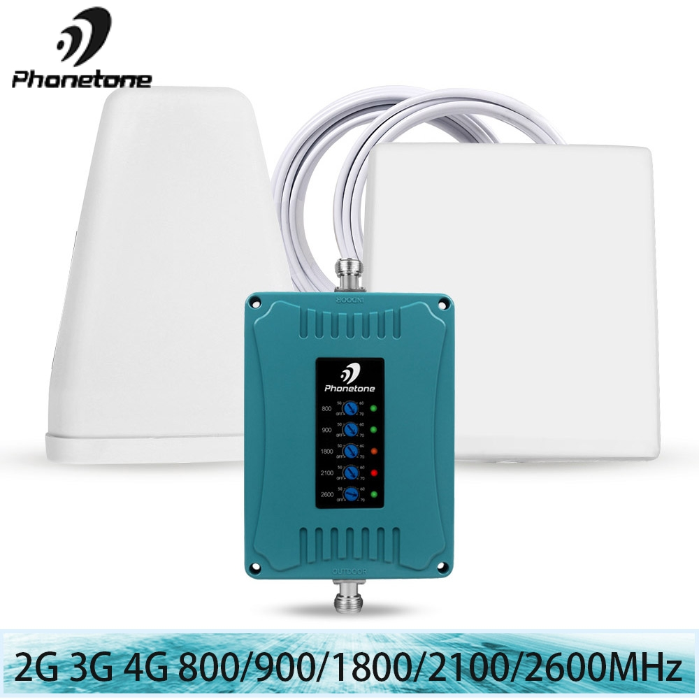 GSM 4G 3G Repeater gd 900 Cell Phone Signal Booster Cellular Signal Amplifier 800 9 1800