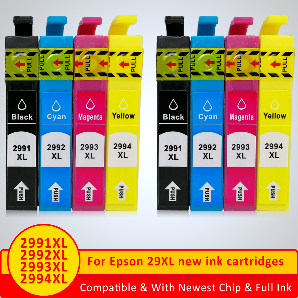 XiangYu compatible cartridge 29XL For <font><b>EPSON</b></font> 2991 XP-342 XP-345 XP-445 XP342 <font><b>XP345</b></font> XP445 XP 342 345 445 Printer Ink Cartridge T29 image