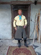 Game Of Thrones Jorah Mormont Cosplay Kostuum Custom Made(China)