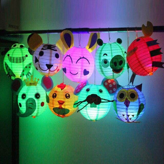 Round Chinese Paper Lantern Birthday Wedding Party Gift Craft Diy