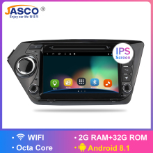 Android 7.1 8.1 Car DVD Player GPS Glonass Navigation Multimedia For Kia Rio K2 2010-2015 Auto RDS Radio Audio Video Stereo funrover android 8 0 9 2 din car multimedia dvd player radio tape recorder for kia k2 rio 2010 2016 wifi gps navigation navi fm