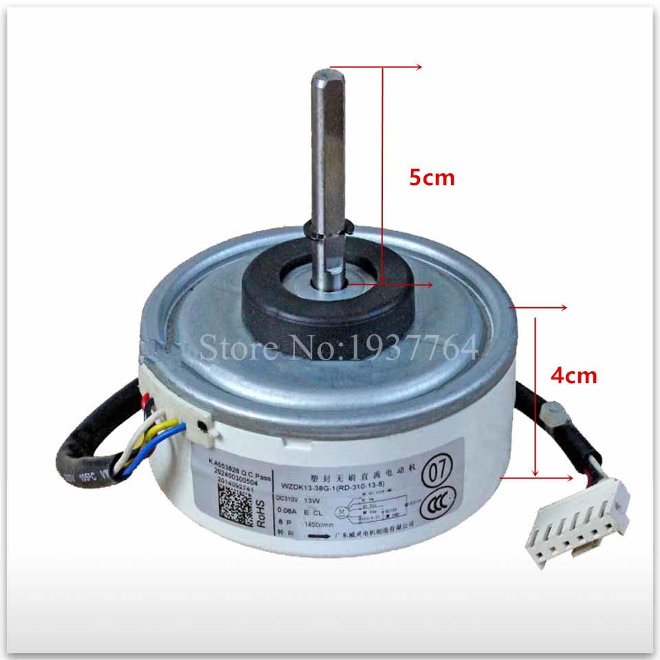 new for air conditioner motor RD-310-13-8 WZDK13-38G-1 Fan motor good working elsker 38g