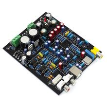 Coaxial Dual WM8740 DAC USB Decoder Board M8741 WM8740 DIR9001 PCM2706 YJ00140 цены онлайн