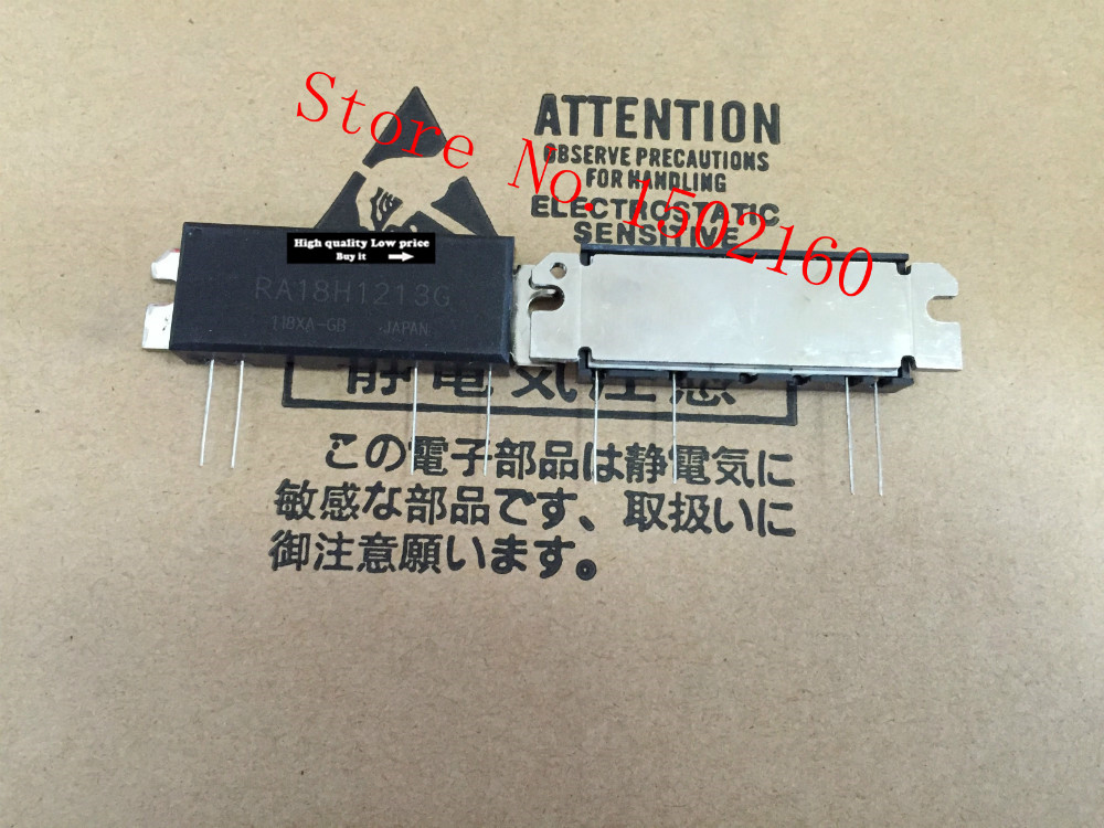 RA18H1213G 100%New Free shipping high frequency tube module