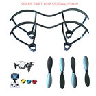 Spare Propeller/Blades/ Protection Fram for S9/S9HW/S9W RC Mini Foldable Drone