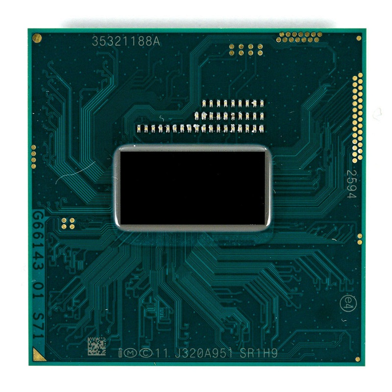 Intel Core i5 4300M 2 6GHz CPU Processor 3MB Cache Socket PGA946 SR1H9 i5 4300M