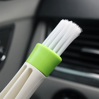 car air outlet Car Cleaning Tools Wash Brush Interior Accessories Air Conditioning Air Outlet Dashboard Remove Dust (5)