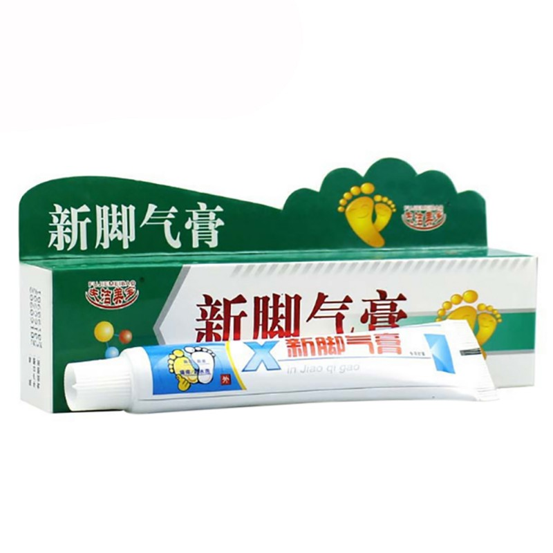 Foot Odor Treatment Foot Care Cream Smelly Itching Ointment Chinese Medicine Feet Care Cream Wholesale