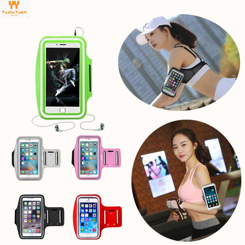 2018 Arm Special Offer New Outdoor Running Bags Sports Exercise Gym Armband Pouch Holder Case Bag For Cell Phone Free Shipping