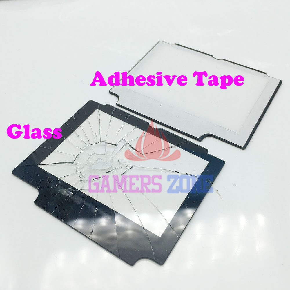 30pcs Glass Replacement Glass Display Screen Lens Protection Panel Cover Repair part for Nintendo GBA SP