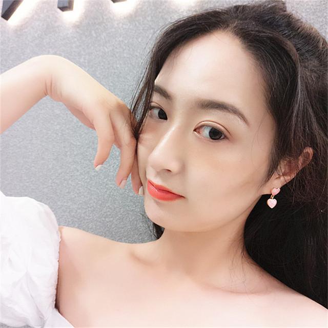 Trendy Heart Earrings for Women
