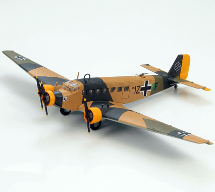 ФОТО hm 1: 144 ha9009 world war ii german junkers ju52 transport model balkan campaign 1941 favorites model