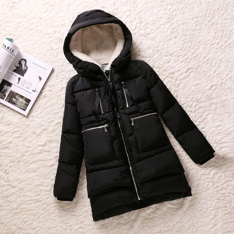 Winter Jacket Women Fashion Thickening Raccoon Fur Warm quilted jackets for women ukraine winter coat outwear   parka   overcoat F77