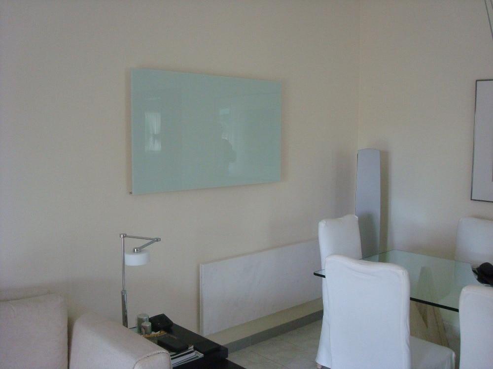 Eco Art 450 w Elektrische waterdichte beschermd Badkamer Infrarood ...
