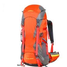 50l вместительный походный рюкзак сумка для альпинизма дорожный