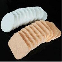10 шт., Женская Косметическая основа для макияжа, мягкая губка для лица, косметическая пуховка