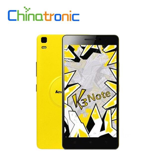 """В наличии подарок новый оригинальный lenovo K3 Примечание K50 мобильный телефон с Android 6,0 MTK6752 Octa Core Dual SIM 4G FDD LTE 5,5 """"FHD 2G RAM 13MP"""