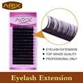 Wholesale 10 packs Eyelash Extension All Size 8-15mm length 0.05 False Mink Hair Individual Silk Lash