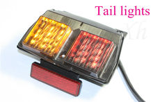 motorcycle parts Smoke LED Tail Brake Light Turn Signals for 2002 2003 748 916 996 998