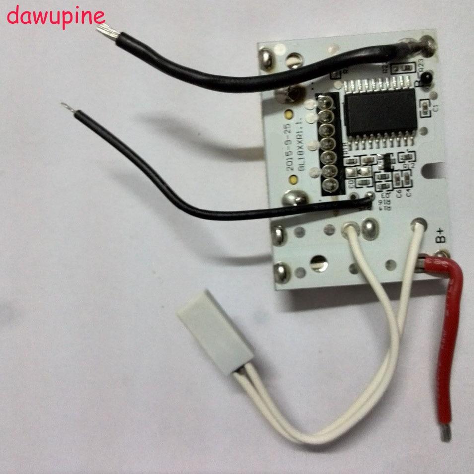 10pcs Dawupine 144v 3ah 6ah Lithium Ion Battery Pcb Board Wiring Circuit For Makita Bl1460 Bl1430 Bl1415 Bl1440 194066 1 194065