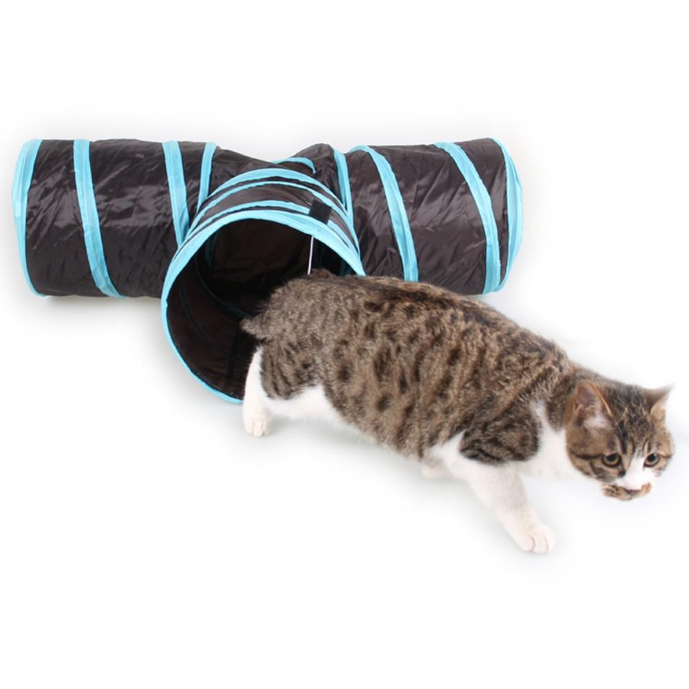 foldable 3 holes cat tunnel Foldable 3 Holes Cat Tunnel HTB1lIe3KVXXXXcOXFXXq6xXFXXXo