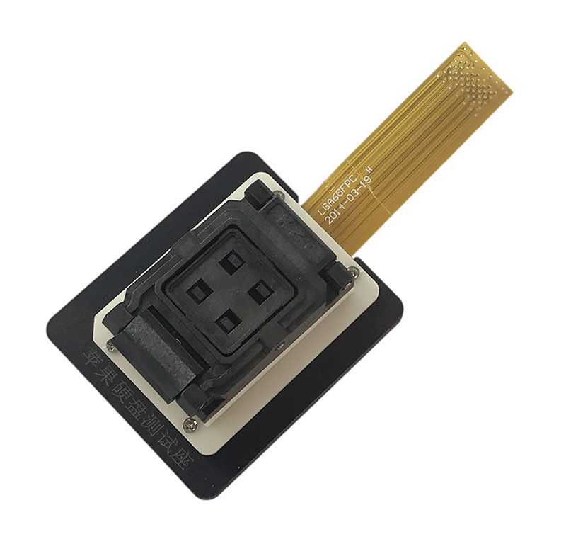 Oityn LGA52 LGA60 Changing serial number with FPC for iPhone iPad NAND Test Socket Nand flash