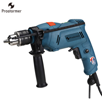 Prostormer 520W Multifunctional Impact Drill Dual Hand Drill Hammer Household Power Tool Electric drill urijk 1set best quality multifunctional electric drill impact drill household electric woodworking hardware hand tool sets