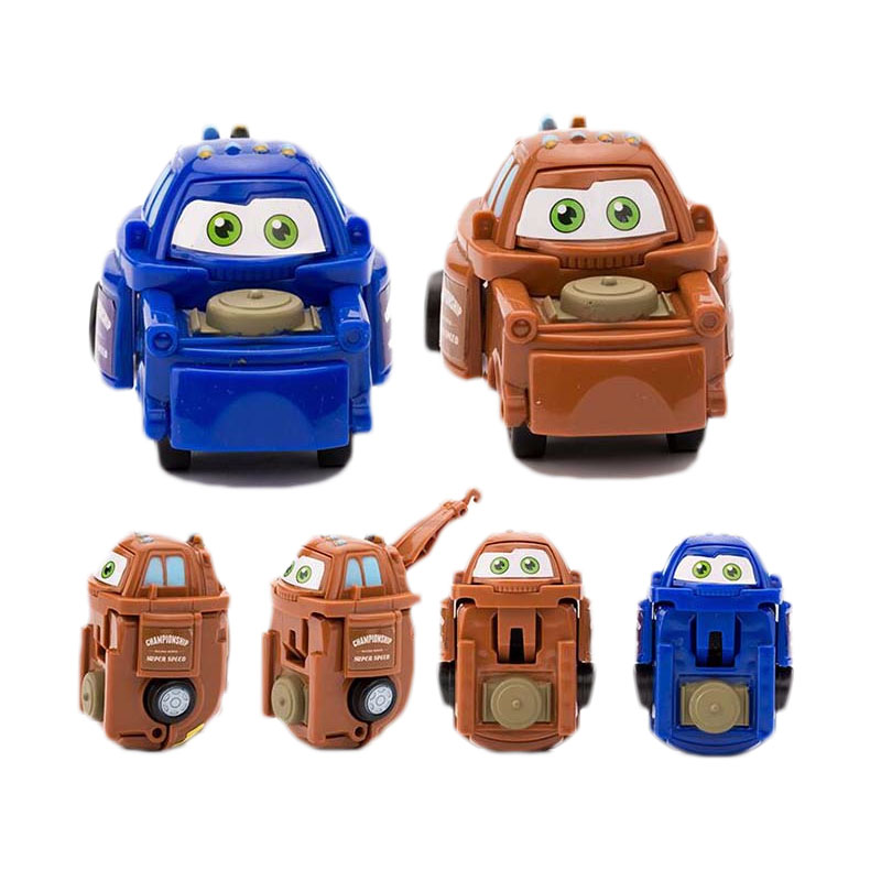 Mini Cars transformation egg truck racing car model for children toys Polices car Transportation car Model Kid 39 s Gifts in Action amp Toy Figures from Toys amp Hobbies