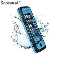 100 Sealed Waterproof Case For IPhone5 5s Slim Luxury Underwater Life DirtProof Shockproof Swim Protective Cover