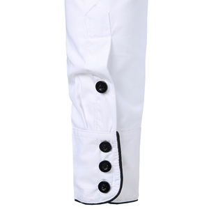 Image 5 - メンズ西部のカウボーイシャツスタイリッシュな刺繍スリムフィット長袖パーティーシャツ男性ブランドデザインの宴会ボタンダウンシャツ男性