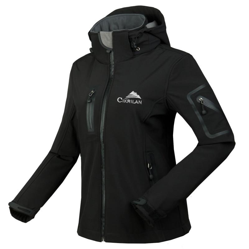 ФОТО Women Windstoper Waterproof Soft Shell Breathable Hiking Sports Golf Ski Fishing Outdoor Fashion Jacket