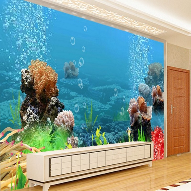 Online get cheap large custom aquariums for Cheap big fish tanks