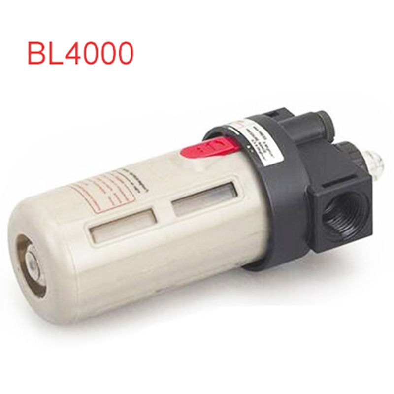 High Quality BL4000 1/2 Pneumatic Source Treatment Unit BL4000 , Air Filter Pressure Regulator free shipping high quality 1 2 397 series pneumatic air filter regulator combine kit 397 36 10pcs in lot