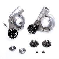 Kinugawa Kit Turbo Compressor w/Inserir Kit para Mitsubishi 3000GT Stealth 6G72T TD04 15T|kit kits|kit turbo|kit compressor -