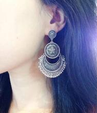 цена на MX0231 Vintage Jewelry Exquisite Gold Plated Trendy Earrings Modern Beautiful Waterdrop Stud Earrings for Women