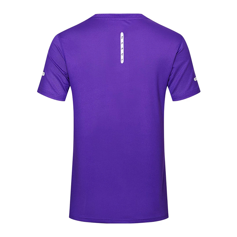 ALI shop ...  ... 32811963724 ... 5 ... Sports Survetement Men's Sportswear Active Running T Shirts Short Sleeves Quick Dry Training Shirts Men Gym Top Tee Clothing ...