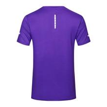 Men's Sportswear Active Running T Shirts Short Sleeves Quick Dry Training Shirts