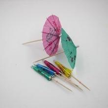 144pcs Cocktail Umbrellas