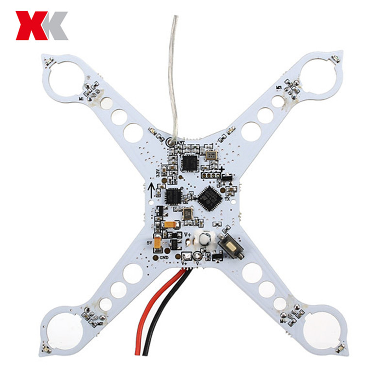 Фото XK X100 RC Quadcopter Spare Parts Receiver Board For RC Quadcopter Multicopter Spare Parts Accessories Accs