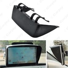 1 unid Universal sombrilla escudo sol para coche de 6/7 pulgadas de navegador GPS accesorios GPS bloque campana Visor de pantalla #CA5493
