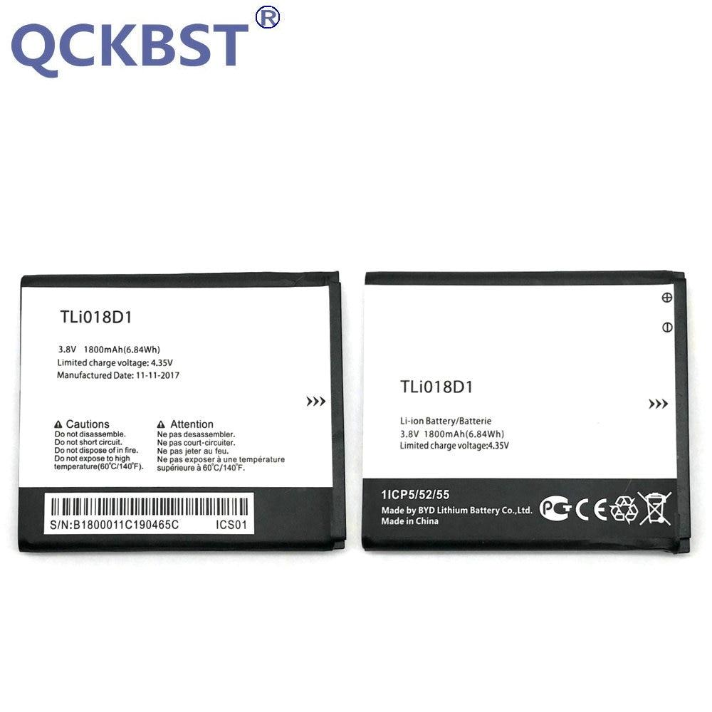 Новый аккумулятор TLi018D1 1800 мАч для Alcatel OneTouch pop 3 (5) 5051A 5015D, мобильный телефон в наличии + код отслеживания battery for alcatel battery for1800mah battery   АлиЭкспресс