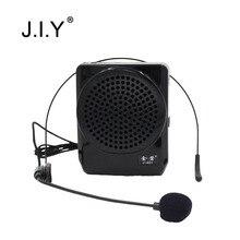 Öğretmen taşınabilir duvar amplifikatör kablosuz hoparlör megafon hoparlör harici ses öğretmen tur rehberi için mikrofon ile