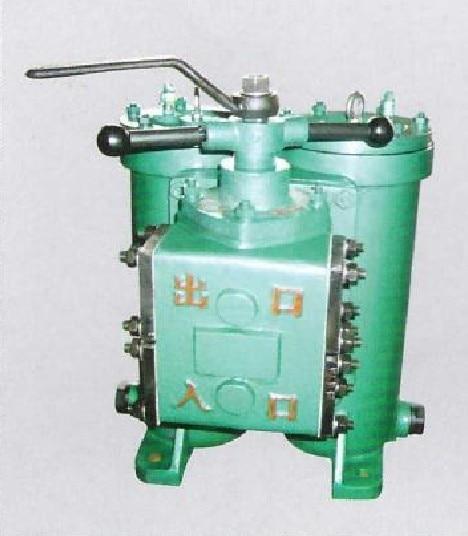duplex Mesh type oil filter SPL-40 Marine Diesel Engine Mesh-type Oil Filter mesh