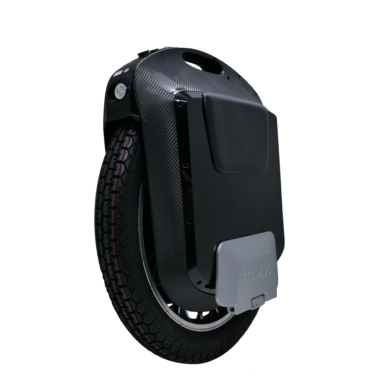 2020 Newet Gotway Monster V3 monocycle électrique 100V 1845WH/2460WH, moteur 2500 W, noir de carbone Bluetooth haut-parleur 22 pouces monowheel