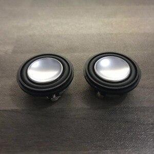 Image 3 - 2pcs Full Range Audio For HARMAN 1 inch 4 ohm 4 W Woofer Loudspeaker Speaker