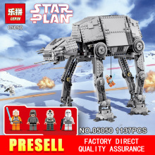 NEW LEPIN 05050 1137pcs AT-AT the robot Model Building blocks Bricks Classic Compatible 75054 Boys Gift