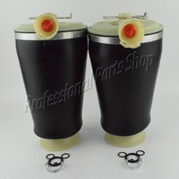 Pair 3U2Z 5580 AA / 3U2Z5580AA Rear Air Suspension Spring Airbag For Ford Lincoln Mercury