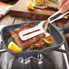 Multifunctional High Grade Stainless Steel Barbecue Clip Food Bread Steak Tongs Fried Shovel Meat Vegetable Clamp