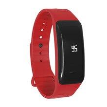 Новые поступления Bluetooth измерения кровяного Давление сердечного ритма браслет спортивные браслет Бесплатная доставка XP15M23